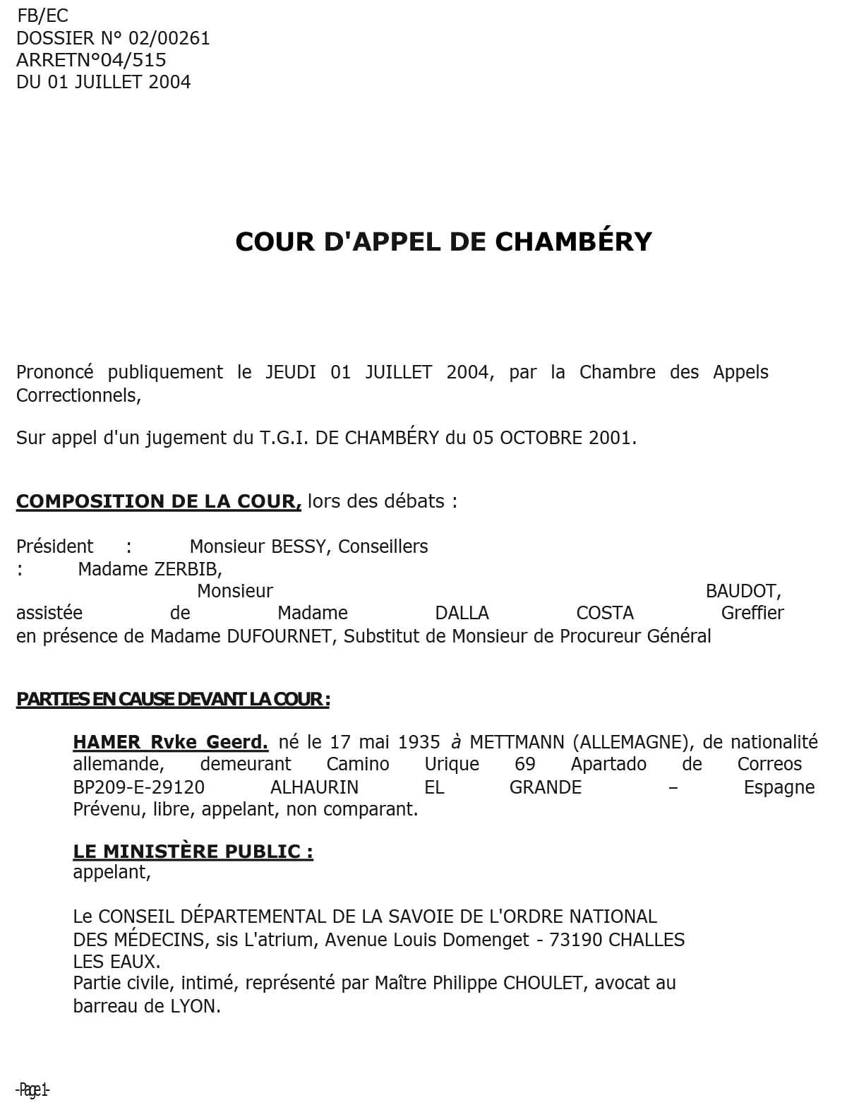 20040701 Cour d'appel de chambery - Urteil.PDF